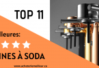 top 11 meilleures machine à soda